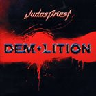 JUDAS PRIEST Demolition album cover