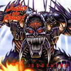 JUDAS PRIEST Jugulator album cover