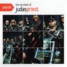 JUDAS PRIEST Playlist: The Very Best Of Judas Priest album cover