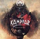 KAMPFAR Djevelmakt album cover