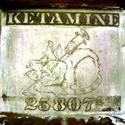 KETAMINE (CA) 25.807² album cover