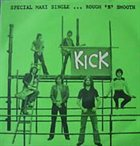 KICK Rough 'n' Smooth album cover