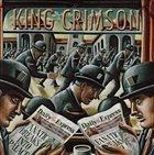 KING CRIMSON 40th Anniversary Tour Box album cover