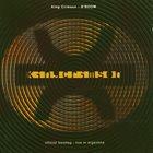 KING CRIMSON B'BOOM: Live In Argentina album cover