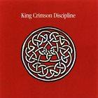 KING CRIMSON Discipline album cover