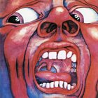 KING CRIMSON In The Court Of The Crimson King Album Cover