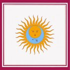 KING CRIMSON Larks' Tongues In Aspic: The Complete Recordings album cover