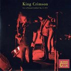 KING CRIMSON Live At Plymouth Guildhall, 1971 album cover