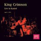KING CRIMSON Live In Kassel, 1974 album cover