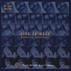 KING CRIMSON Nashville Rehearsals, 1997 album cover