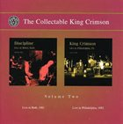 KING CRIMSON The Collectable King Crimson Vol. 2 album cover