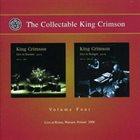 KING CRIMSON The Collectable King Crimson Vol. 4 album cover