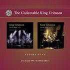 KING CRIMSON The Collectable King Crimson Vol. 5 album cover