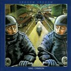 KING CRIMSON VROOOM VROOOM album cover