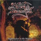 KING DIAMOND Nightmares in the Nineties album cover