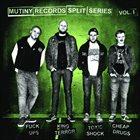 KINGTERROR Mutiny Records Split Series Vol. I album cover