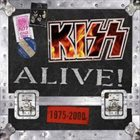 KISS Kiss Alive! 1975–2000 album cover