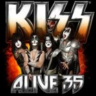 KISS Kiss Alive 35 album cover