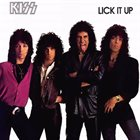 KISS Lick It Up album cover