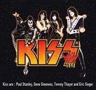 KISS Sonic Boom Over Europe album cover