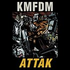 KMFDM Attak album cover