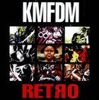 KMFDM Retro album cover