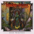 KOBRA AND THE LOTUS High Priestess album cover