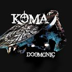 KOMA Doomonic album cover