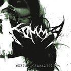 KOMMA' Mental Paralysis album cover