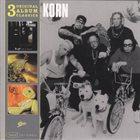 KORN 3 Original Album Classics album cover