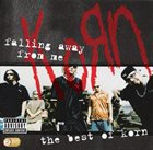 KORN Falling Away From Me: The Best of Korn album cover