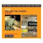 KORN Follow the Leader / Deuce album cover