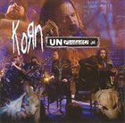 KORN MTV Unplugged album cover