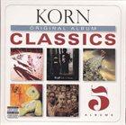 KORN Original Album Classics album cover
