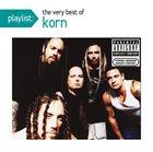 KORN Playlist: The Very Best of Korn album cover