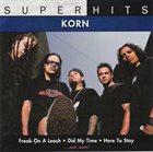 KORN Super Hits album cover