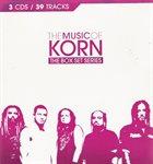 KORN The Music of Korn album cover