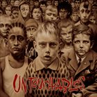 KORN Untouchables Album Cover