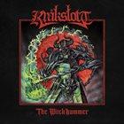 KRÅKSLOTT The Witchhammer album cover