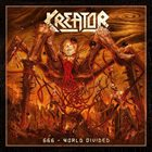 KREATOR 666 - World Divided / Checkmate album cover