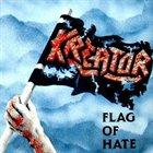 KREATOR Flag of Hate album cover