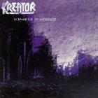KREATOR Scenarios of Violence album cover