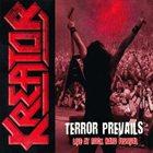 KREATOR Terror Prevails: Live At Rock Hard Festival album cover
