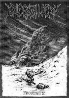 KRIEGSZITTERN Frostbite album cover