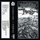KRIEGSZITTERN Kriegszittern / Minenfeld album cover