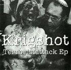 KRIGSHOT Terroristattack Ep album cover