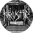 KRVSHR Night Terrors album cover