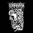 KURITARVITAJA Screams Of Misery album cover