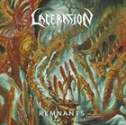 LACERATION Remnants album cover