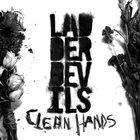 LADDER DEVILS Clean Hands album cover